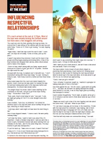 Cover of Influencing Respectful Relationships
